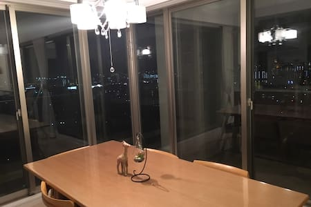Superb view! and japanese room in Miyazaki. - Miyazaki-shi - Lägenhet