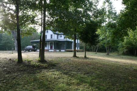 Grandpa's House - Millville - Casa