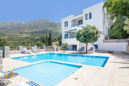 Wind Villa, Plakias Rethymno Crete - Plakias - Villa