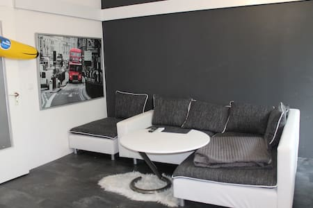 furnished, modern, bright - Pinneberg - Condominium