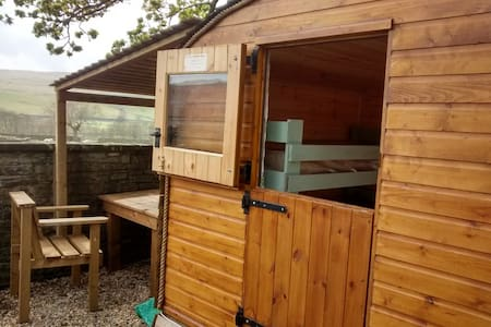 Kingsway Centre Pod - Middleton-in-Teesdale