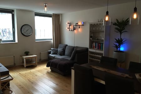 Beautiful apartment (63m2) – Big garden (65m2) - Amsterdam - Wohnung