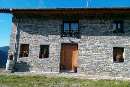 Para los amantes de la naturaleza - Arano  Navarra  - Huis