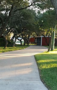 Private Coastal Retreat - Aransas Pass - Guesthouse