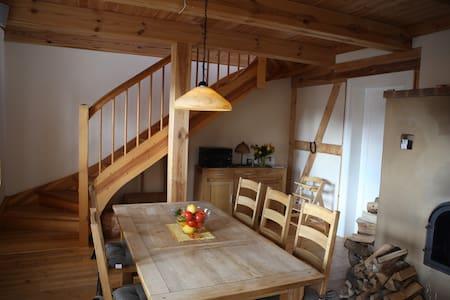 Große Wohnung Ferienlandhaus Zempow - Apartamento