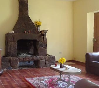 Alojamiento en Valle Sagrado Urubamba - Bed & Breakfast
