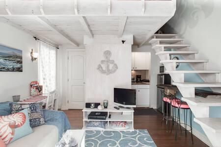 Beach Style Loft / Private - Venice Beach  - Loft