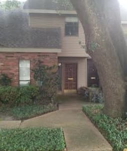 Beautiful town home near NOLA/BR - Appartamento