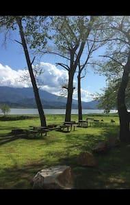 Zona de camping en laguna aculeo - Outro