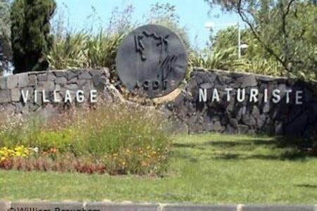 Cap d'Agde Village Naturiste HV49