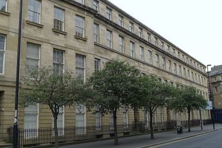Cosy flat 1 min walk from Railway Central Station - Newcastle upon Tyne - Apartment