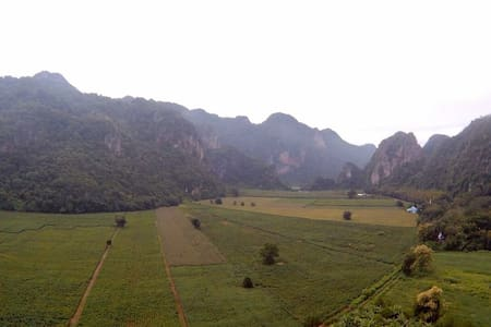 Baan Chai Khao Village *Home Stay* - Guesthouse