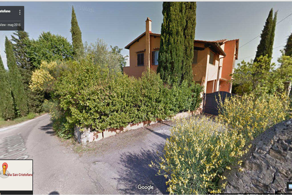 (SENSITIVE CONTENTS HIDDEN) Map Street View of the Villa!