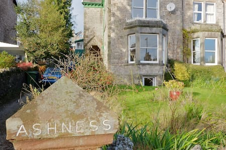 Stylish, private, double apartment. - Grange-over-Sands