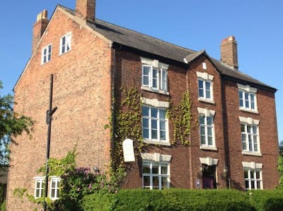 B&B near Knutsford-Double/Twin Room - Bed & Breakfast