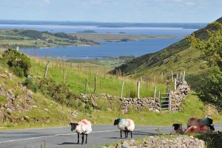 Au coeur des lacs du Connemara