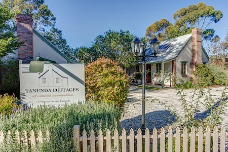 Tanunda Cottages - Bed & Breakfast