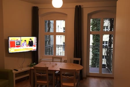 Cozy 1 Room flat in stylish Fhain - Berlin - Apartment