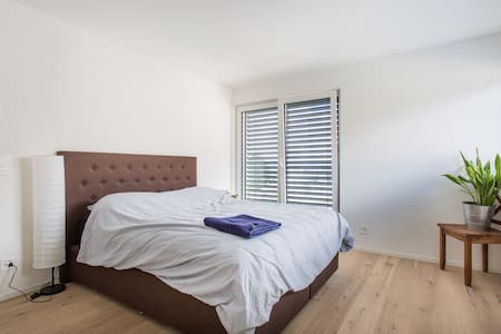 Room & private bathroom in Lausanne - Apartment