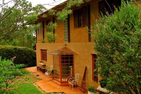 Quarto - Casa na Montanha - Casa de campo