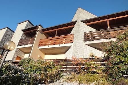 Accogliente villetta panoramica - Rumah