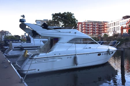 Enjoy your stay at our comfortable Princess yacht! - Gent - Boot