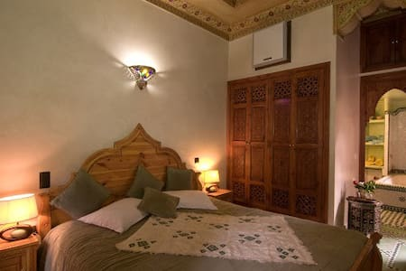 Private Room-Central/Downtown - Marrakesh - Bed & Breakfast