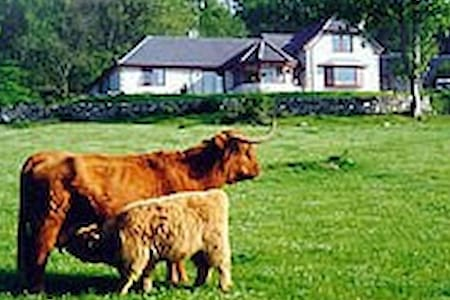 Drumbuie Farm Bed and Breakfast - Bed & Breakfast