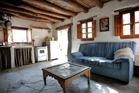 Eco-cottage on beautiful organic farm.Alpujarras - Órgiva