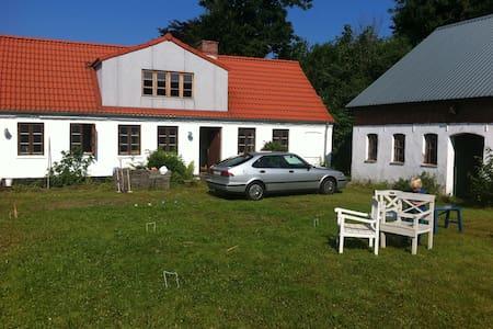 Feriehus på landet - Aars - Hus