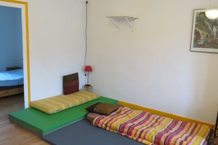 2 chambres en enfilade pour le FIBD - Angoulême - Huis