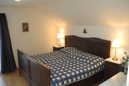 Nostalgisches Zimmer für 2 Personen - Halten - Hus