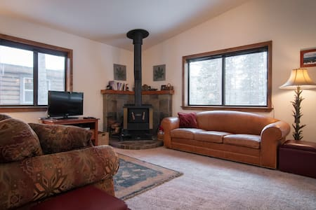Agatam Lodge-Walk 1 Block to Beach & Kayak Rentals - Tahoe Vista - Casa