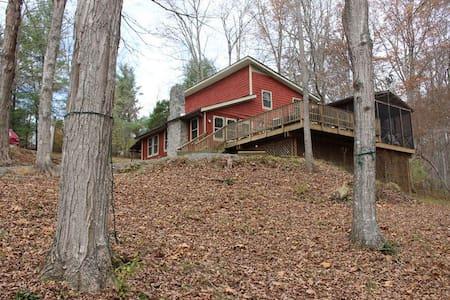 Greenbrier River Cabin - Casa de campo