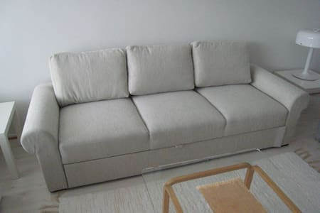 Furnished 3-room flat in the center of Turku - Apartment
