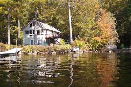 Lakehouse on Thomas Pond! - Raymond