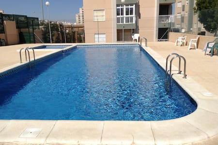 For rent apartment near La Mata beach with pool - Apartament