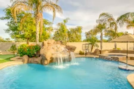 Vacation Oasis @ Resort Style Home - Litchfield Park - Casa