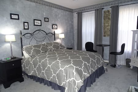 Spectacular private room and bath - Bordentown - Ház
