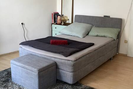 friendly and cozy flat, 15min from the city-centre - Wien - Apartment