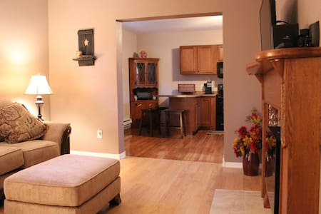 Borgens Vacation Rentals Apt. #3 - Westby