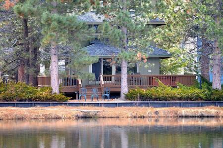 Tahoe Keys Cabin with Spa on Lagoon - South Lake Tahoe - Cabin