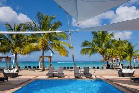 Charming Beach Apt Cadaques Caribe! - Apartment