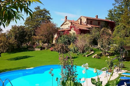 B&B Doccione di Sotto inmidst nature - Bed & Breakfast