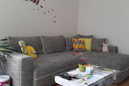 Charming apartment, 10min from city center - Zurych - Apartament