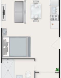 Snug Studio Near Capitol Hill - Seattle - Apartment