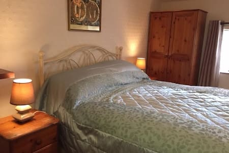 Dolly's Nest ( double bedroon in former hayloft) - Staffordshire - Outro