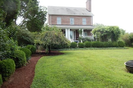 3 BR Hse. 45 mi.frm.Wash. DC,in VA's Horse Country - The Plains - Casa