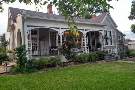 Mailander House as seen on Fixer Upper (HGTV) - House