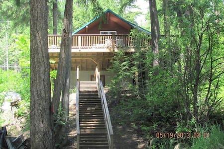 Bubbi's Cabin - Ház